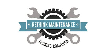 Rethink Maintenance Training Roadshow - Newark, NJ Area