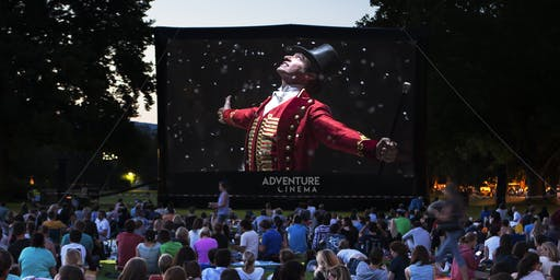 The Greatest Showman Outdoor Cinema Sing-A-Long at Lincolnshire Showground