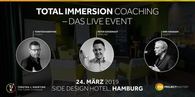 Total Immersion Coaching - Das LIVE Event