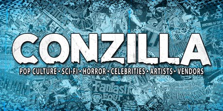 CONZILLA Columbus Ga Iron Works  tickets