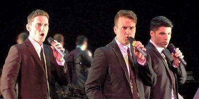 SHADES OF BUBLÉ: A Three-Man Tribute to Michael Bublé - Pawleys Island Festival of Music & Art