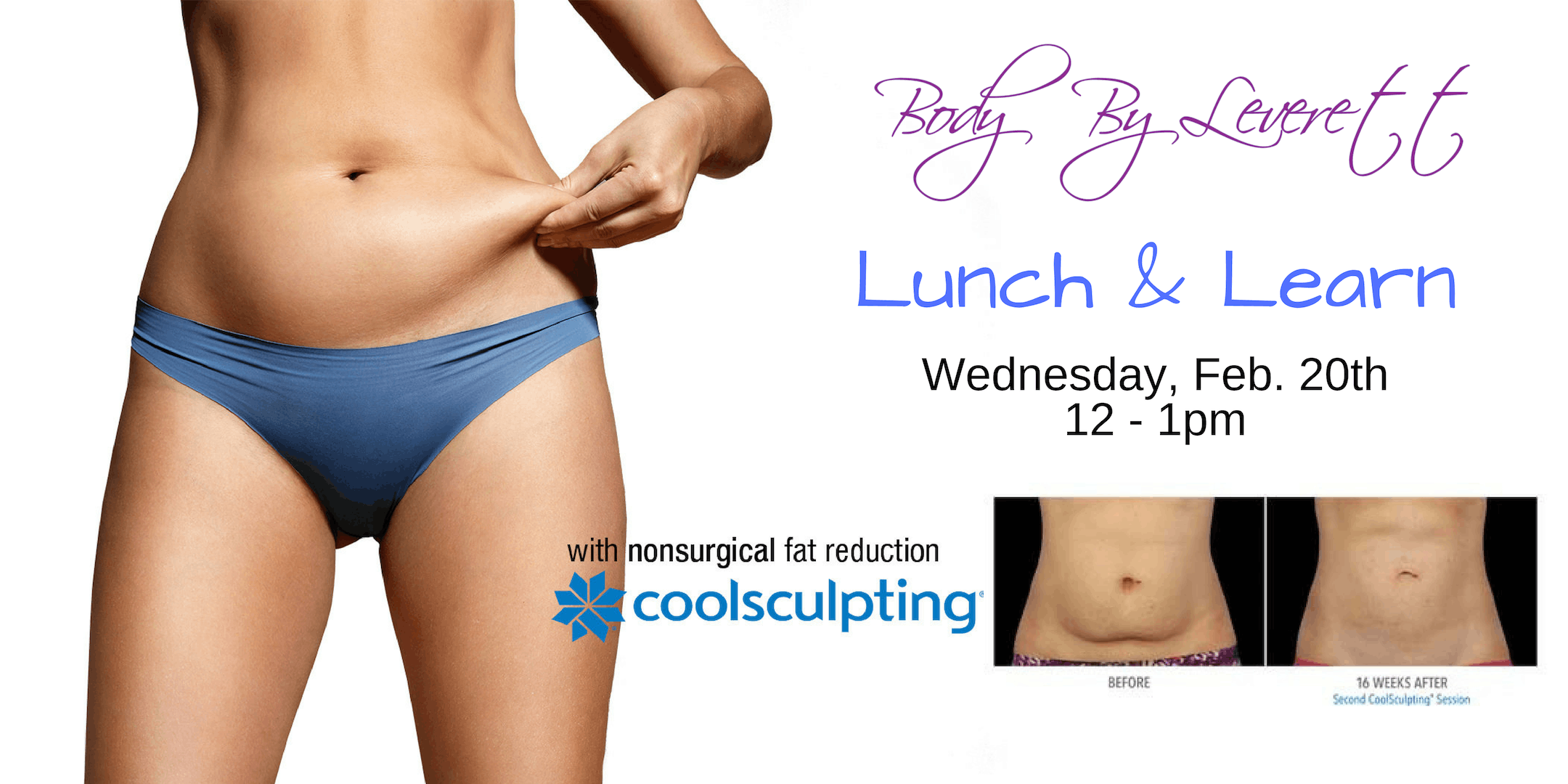 CoolSculpting Lunch & Learn - FREE!