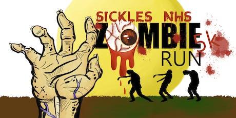 The Zombie 5K Run tickets