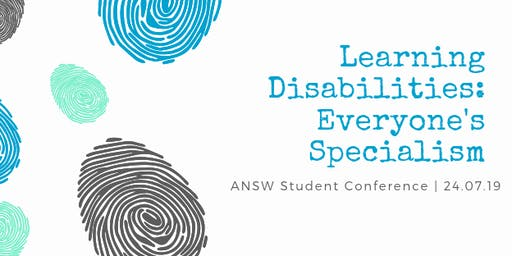 Learning Disabilities: Everyones' Specialism!