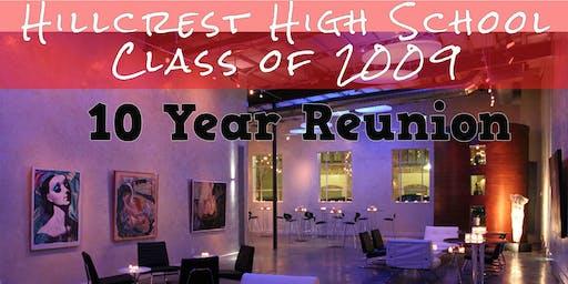 HHS Class of '09 Reunion