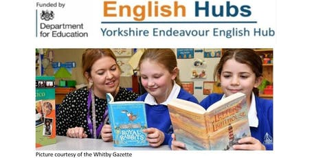 Yorkshire Endeavour English Hub - Open Event  at Knayton Primary Academy tickets