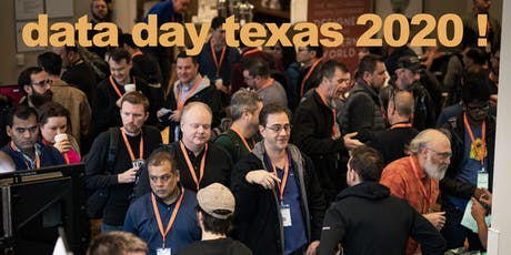 Data Day Texas 2020 tickets