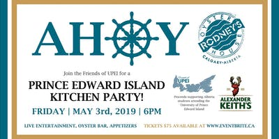 Prince Edward Island Kitchen Party