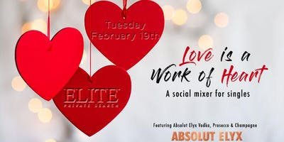 Singles Mixer: Love is a Work of Heart