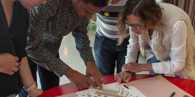 Workshop Design Thinking with MorgenMarkers