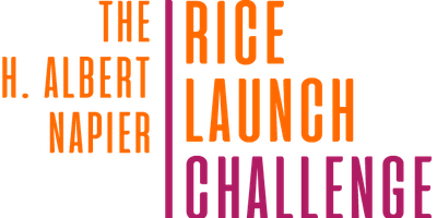 2019 H. Albert Napier Rice Launch Challenge - Startup Competition
