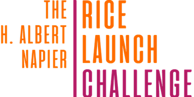 2019 H. Albert Napier Rice Launch Challenge – Startup Competition