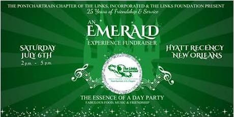 An Emerald Experience - The Essence of a Day Party tickets