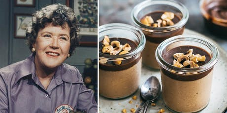 Baking School: Desserts A La Julia Child with Chef Becca tickets
