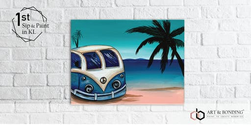 SIP&油漆之夜:大众可爱的小货车