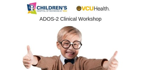 ADOS Training with Toddler Module Option tickets