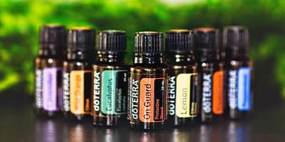 Oily Play Date - doTERRA Essential Oils 101