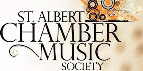 Chamber Music Concerts - Alberta Baroque Ensemble tickets