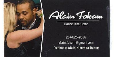 Tuesday Kizomba Dance Lessons at CORE Studio, Downtown Decatur, GA