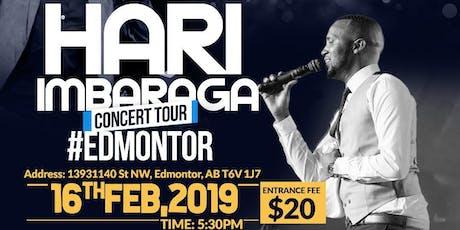Har'Imbaraga Tour EDMONTON tickets