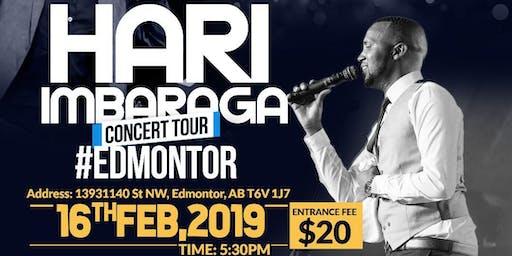 Har'Imbaraga Tour EDMONTON