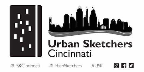 Urban Sketching 201 Workshop @ Plaza Art Kenwood (July) tickets