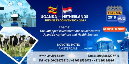 Uganda Netherland Business Convention 2019