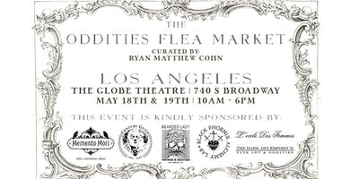 Sunday Oddities Flea Market LA General Admission Ticket