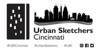 Urban Sketching Topics Workshop: Color Basics (August)