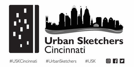 Urban Sketching Topics Workshop: Color Basics (August) tickets