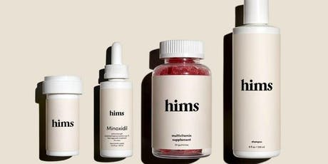 $5 For Hims Complete Hair Solution tickets