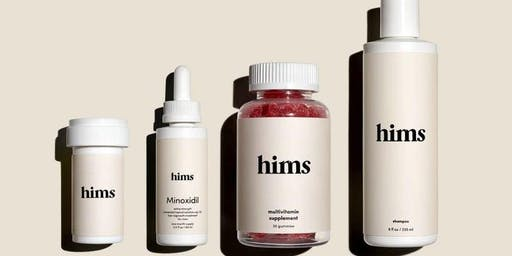 $5 For Hims Complete Hair Solution