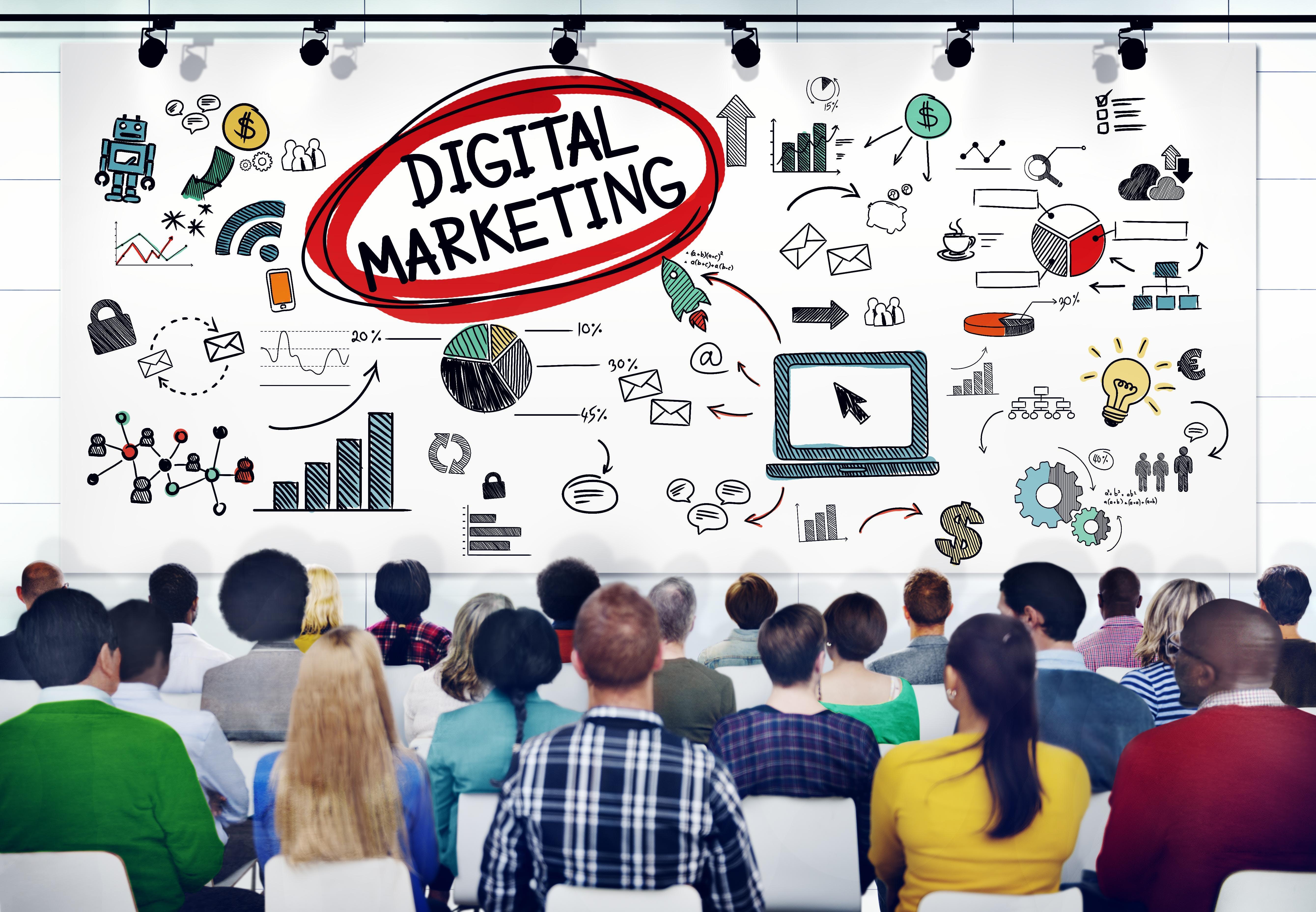 Conquer Digital Marketing with California Sc