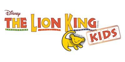 The Lion King Kids - April 6, 2019