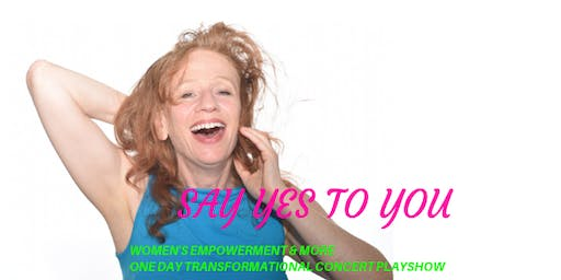 SAY YES TO YOUR MIRACLE MENOPAUSE ~ LOVE YOURSELF EMPOWER YOURSELF~ ONE DAY LIVE EVENT