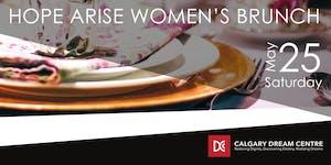 Hope Arise- Women's Brunch 2019