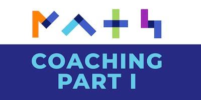 Empowering Emerging Math Coaches (Coaching Part I)