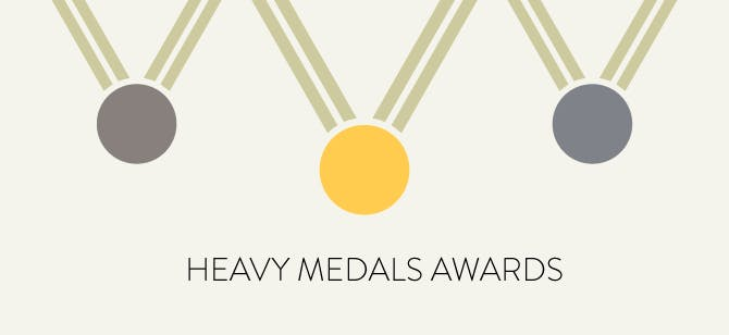 USGBC Arizona Heavy Medals