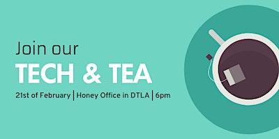 Tech & Tea logo