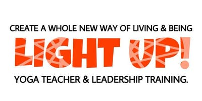 Light Up! Yoga Teacher Empowerment Program