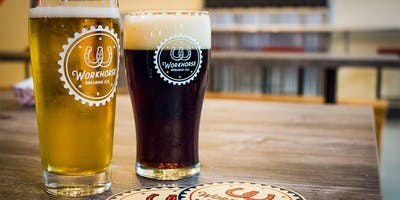 Workhorse Brewing Company Beer Dinner