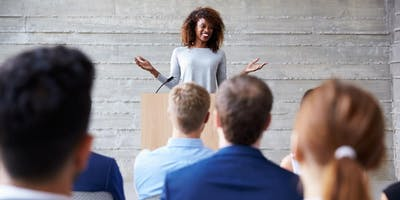 Workshop - Fear of Public Speaking and How to Overcome It