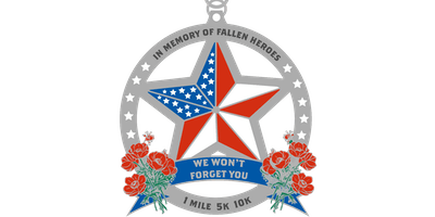2019 Memorial Day 1 Mile, 5K & 10K - Dallas