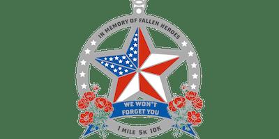 2019 Memorial Day 1 Mile, 5K & 10K - San Antonio