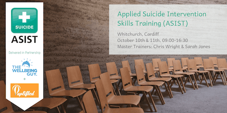 Cardiff | Applied Suicide Intervention Skills Training (ASIST October 2019) tickets