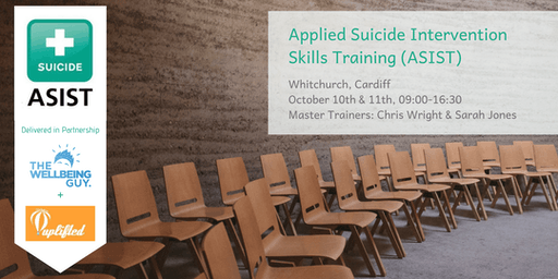 Cardiff | Applied Suicide Intervention Skills Training (ASIST October 2019)