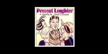 Present Laughter by Noel Coward tickets