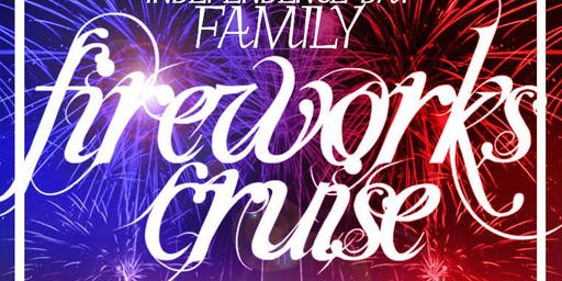 Independence Day Family Firework Cruise Aboard the Cornucopia Majesty Yacht