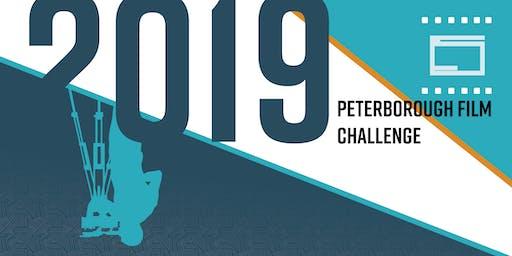 Peterborough Film Challenge | 2019