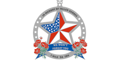 2019 Memorial Day 1 Mile, 5K & 10K - Tallahassee
